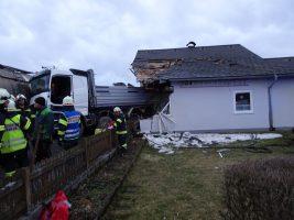 Zugunglück in Achenlohe