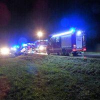 Verkehrsunfall B147